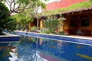 Imagine your private retreat just steps away from the vibrant beauty of colonial Oaxaca, Mexico